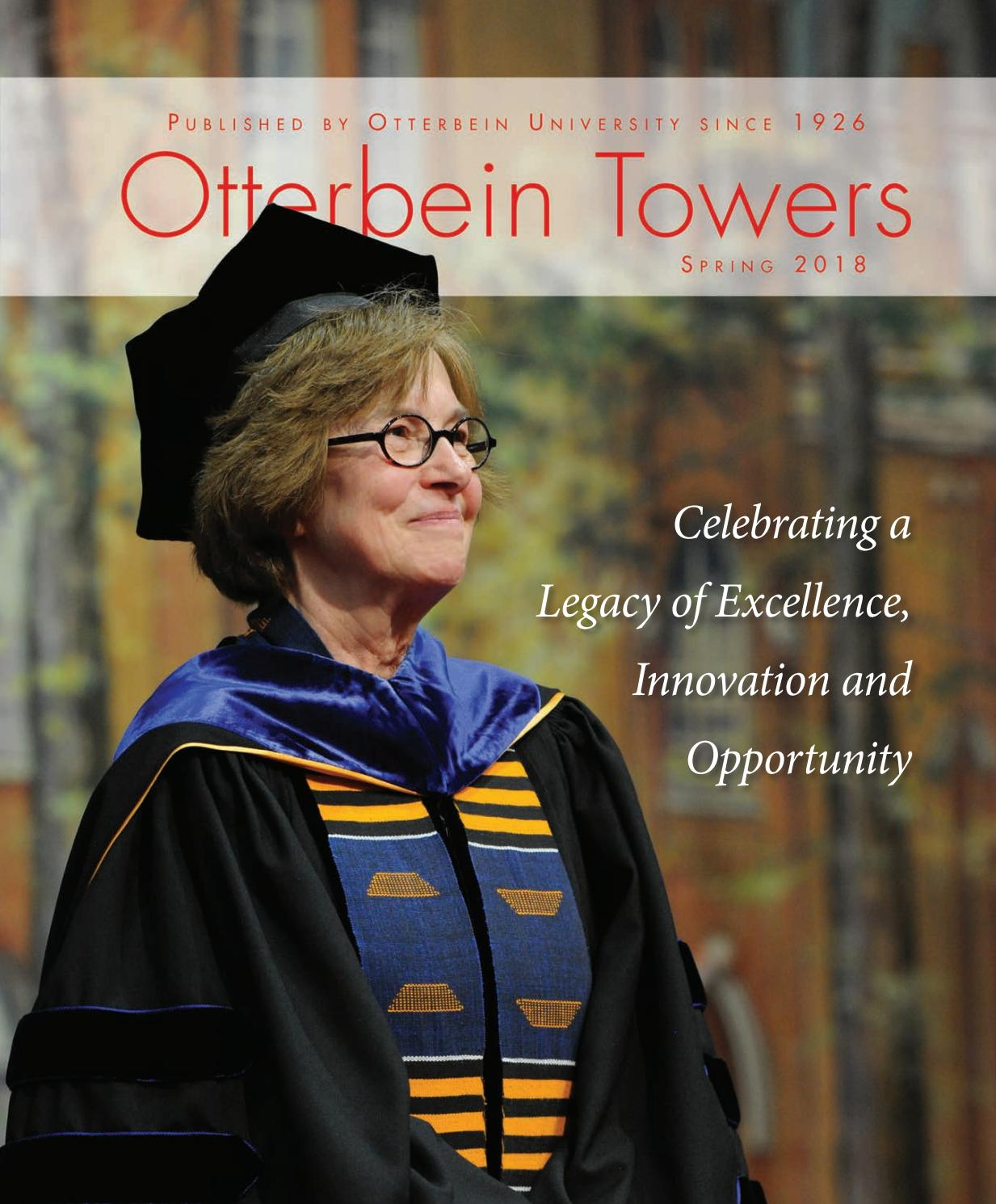 Towers Spring 2018 by Otterbein University - issuu