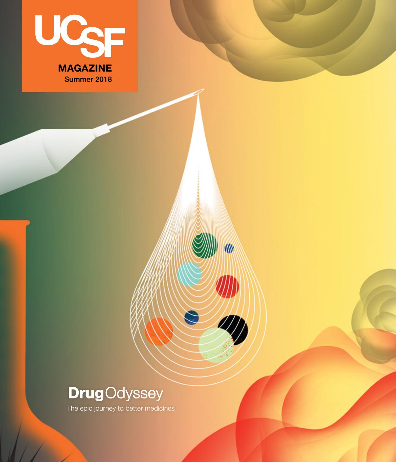 UCSF Magazine Summer 2018 by UCSF Magazine - issuu