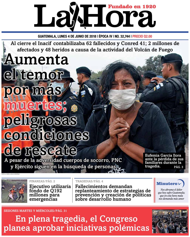 La Hora 04-06-2018 by La Hora - issuu
