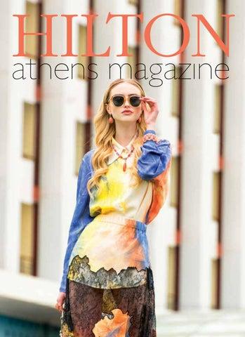 HILTON athens magazine Ιssue 38 - Spring 2018 by Hilton Athens - issuu 107d2daee18