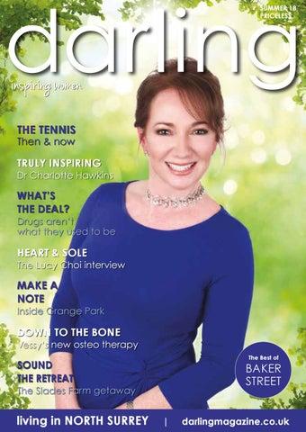 76dce7db10891 Darling Magazine - North Surrey Summer 2018 by darling magazine - issuu