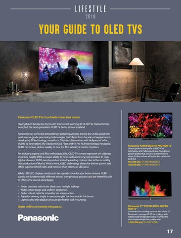Page 19 of Your Guide to OLED TVs