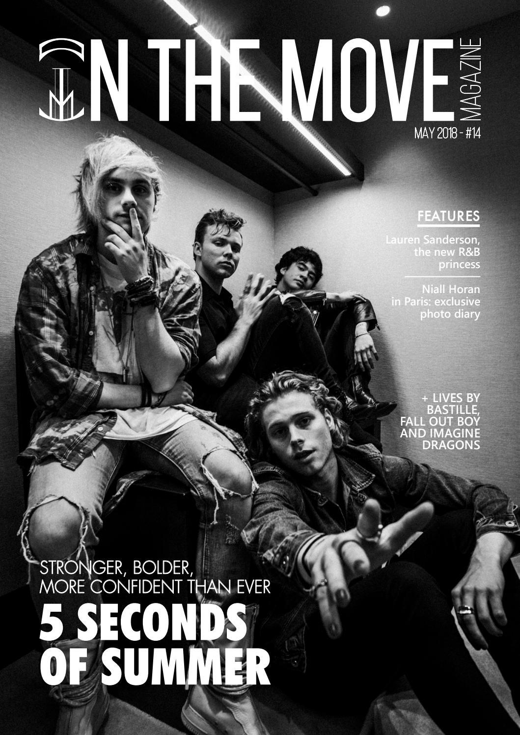 On The Move Mag May 2018 By On The Move Issuu