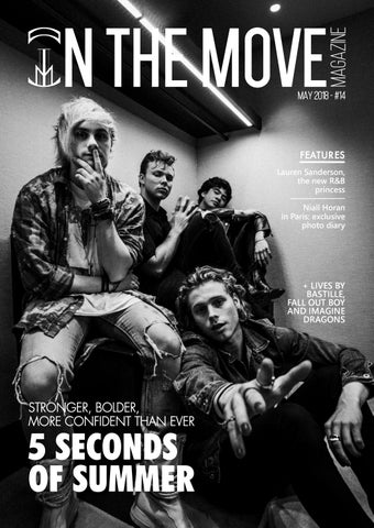 ON THE MOVE MAG - MAY 2018 by On The Move - issuu