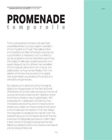 Page 166 of Promenade Temporelle