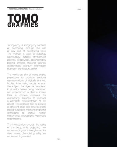 Page 86 of Tomographies