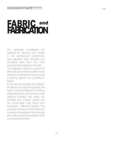 Page 92 of Fabric and Fabrication