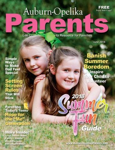 Auburn Opelika Parents June 2018 by KeepSharing - issuu