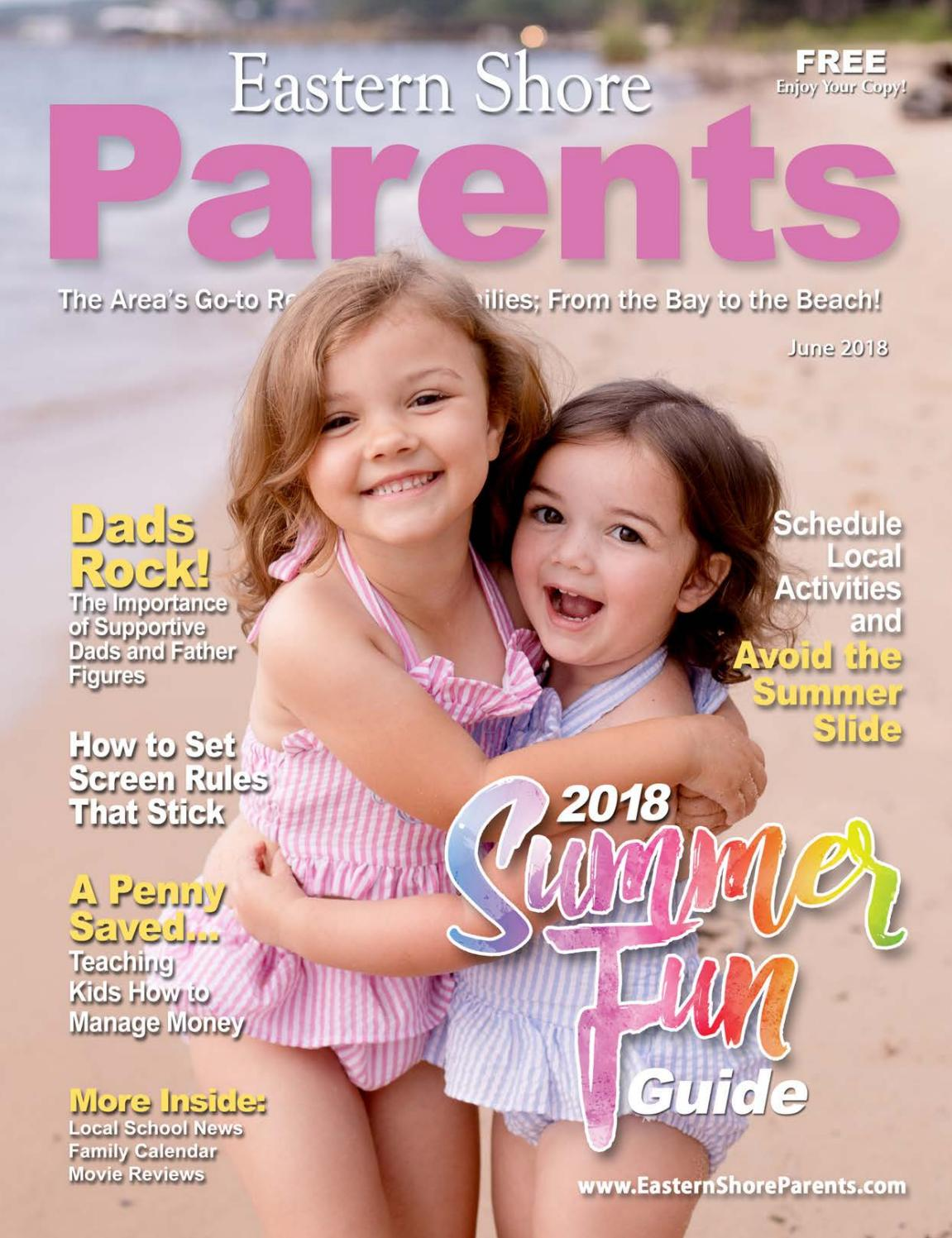 Eastern Shore Parents Magazine June 2018 by KeepSharing - issuu