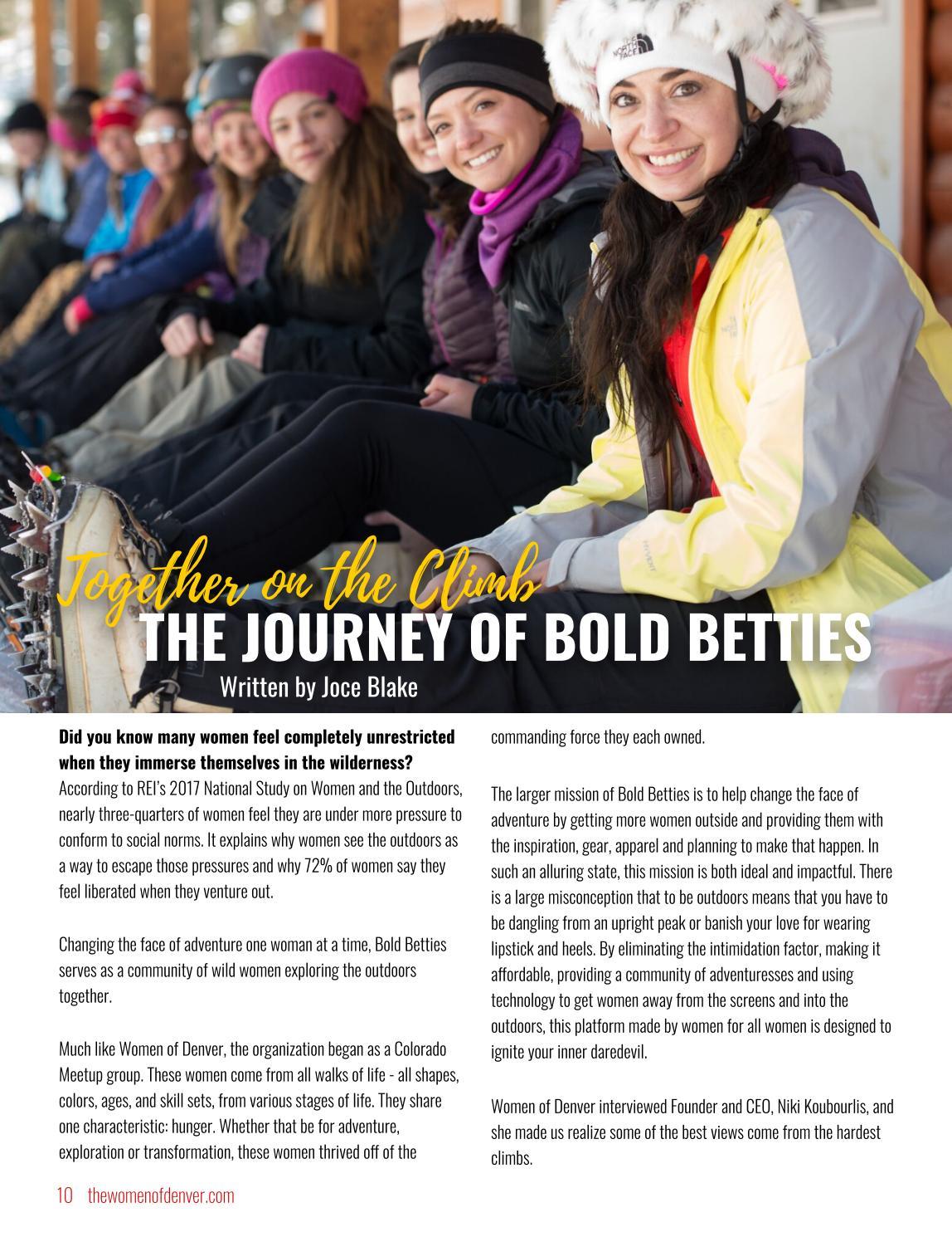 d706f549432 Women of Denver Magazine - Summer 2018