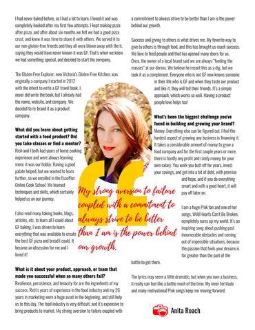 Page 29 of WOD Impact Member Spotlight: Victoria's Gluten Free Kitchen