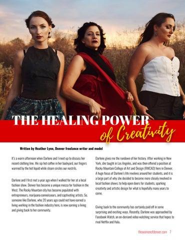 Women Of Denver Magazine Summer 2018 By Women Of Denver Issuu