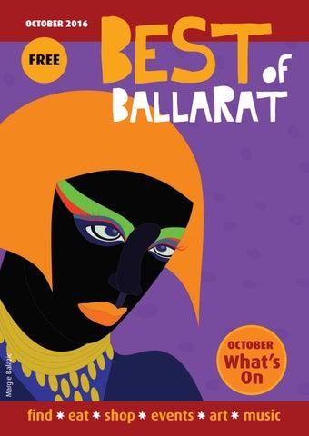 Best of Ballarat – October 2016 by bestofballarat - issuu