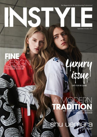 6aa3171c42 INSTYLE - September October 2017 by The Intermedia Group - issuu