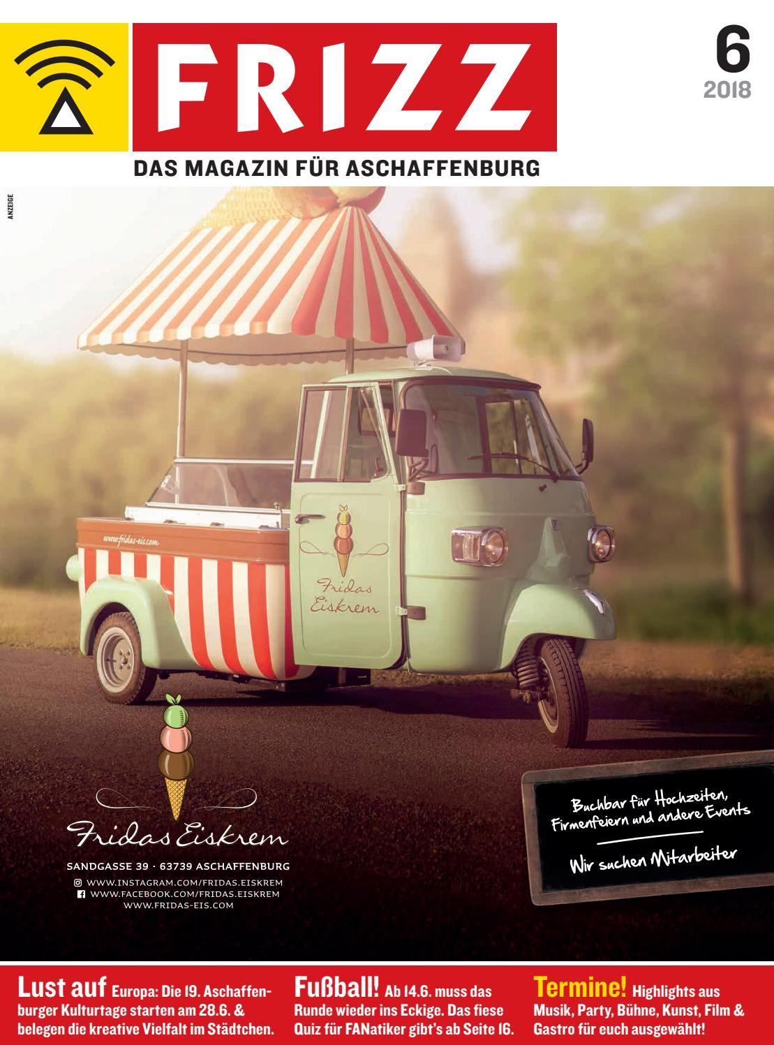 FRIZZ Aschaffenburg 06|2018 by MorgenWelt Verlag - issuu