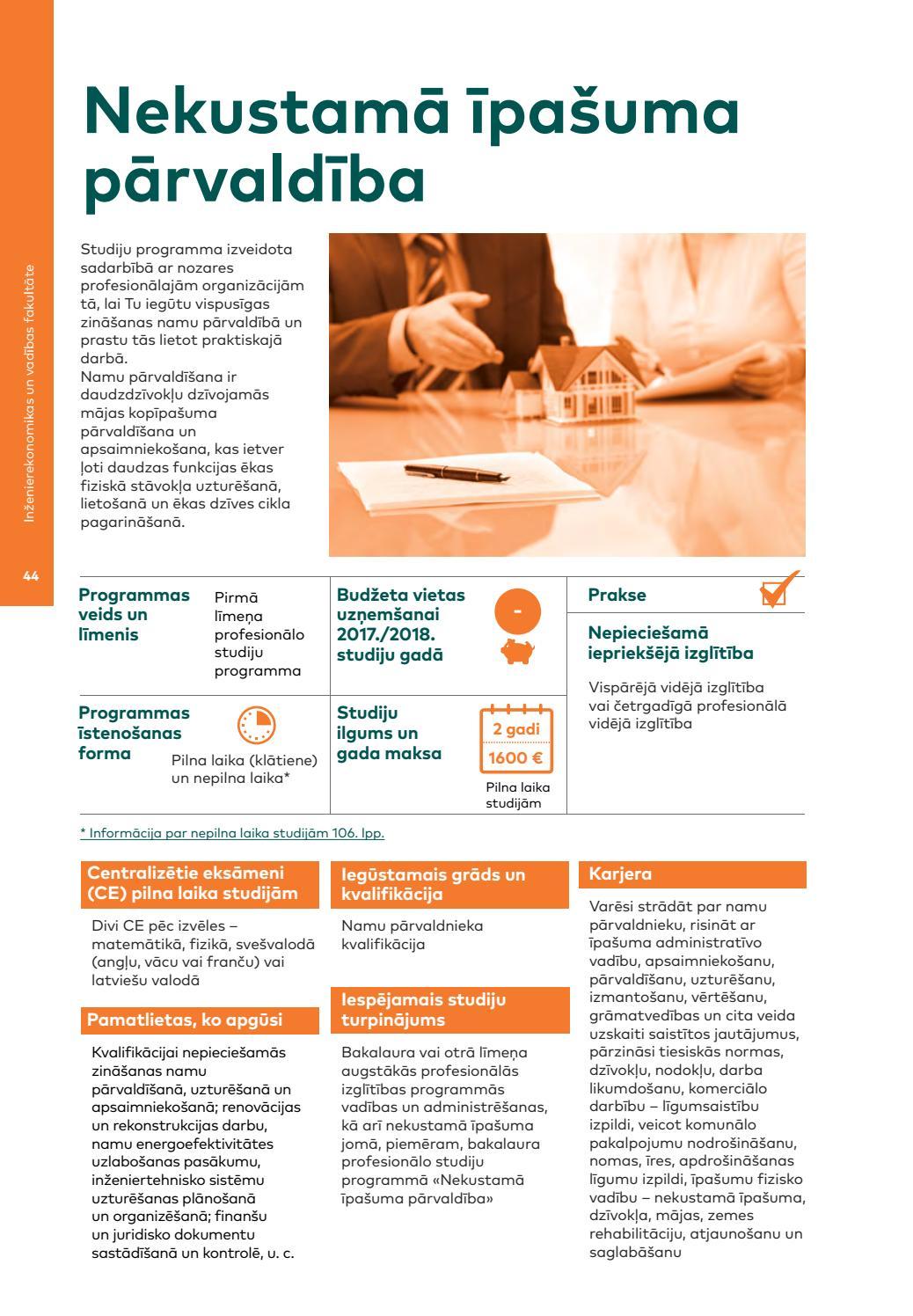 Koledžas izglītība - īmeņa profesionālā augtākā izglītība