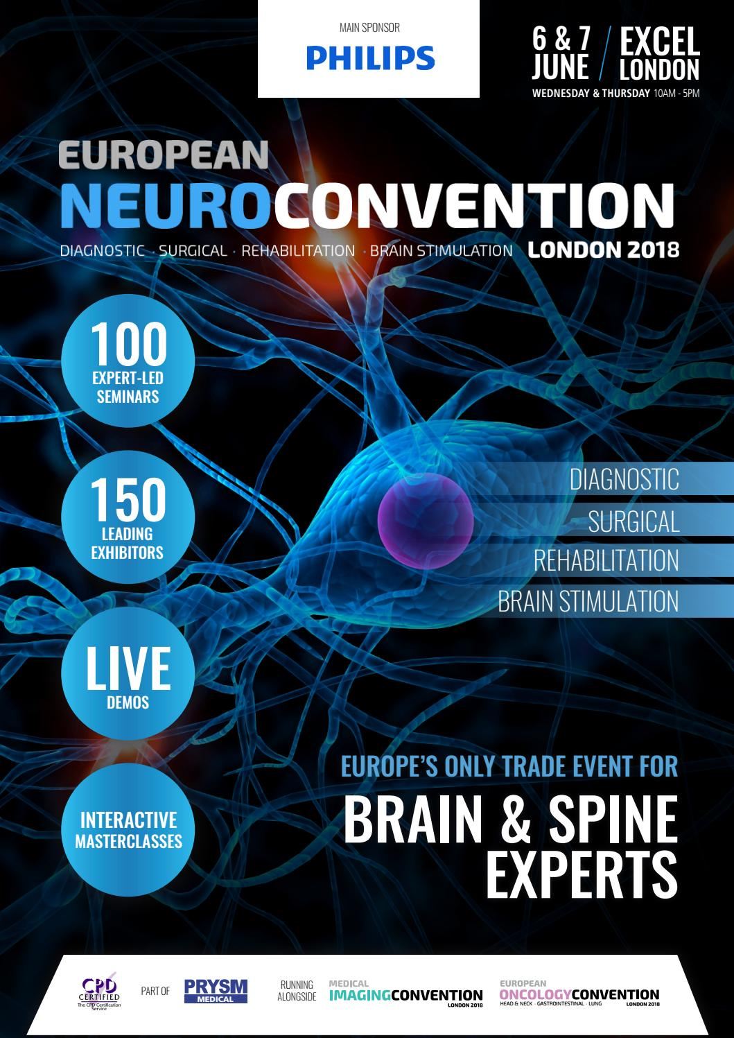 European Neuro Convention 2018 Showguide by Prysm Group - issuu