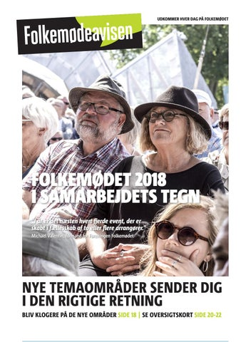 1cc02abed02a Folkemødeavisen 2018 optakt by Kommunen - issuu