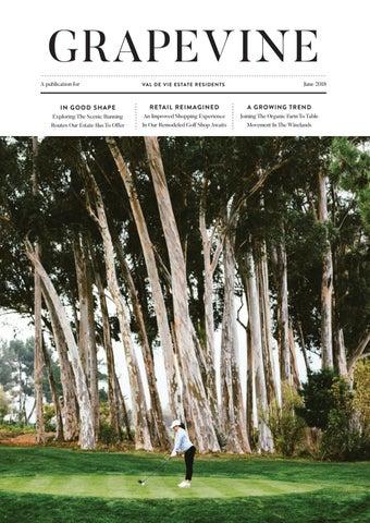 915cb166 Val de Vie Magazine - Summer 2012 by Val de Vie Estate - issuu