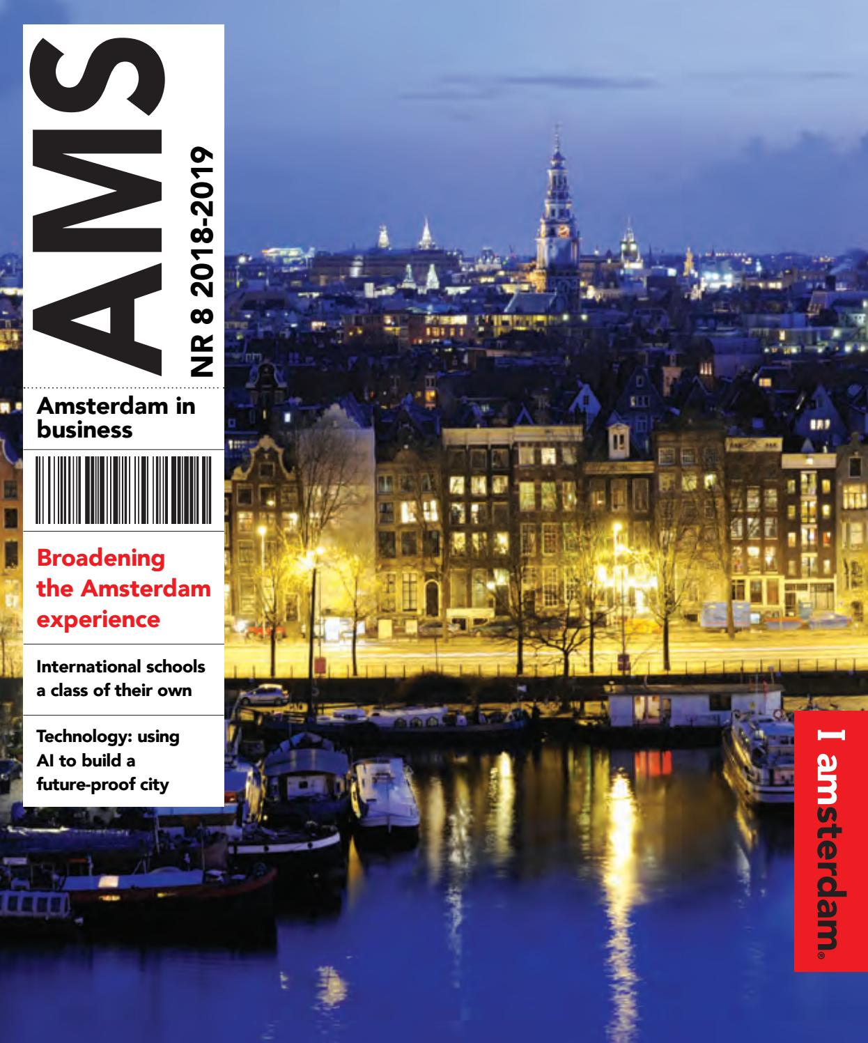 dd77bf51d33 AMS 8 2018-2019 by amsterdam partners - issuu