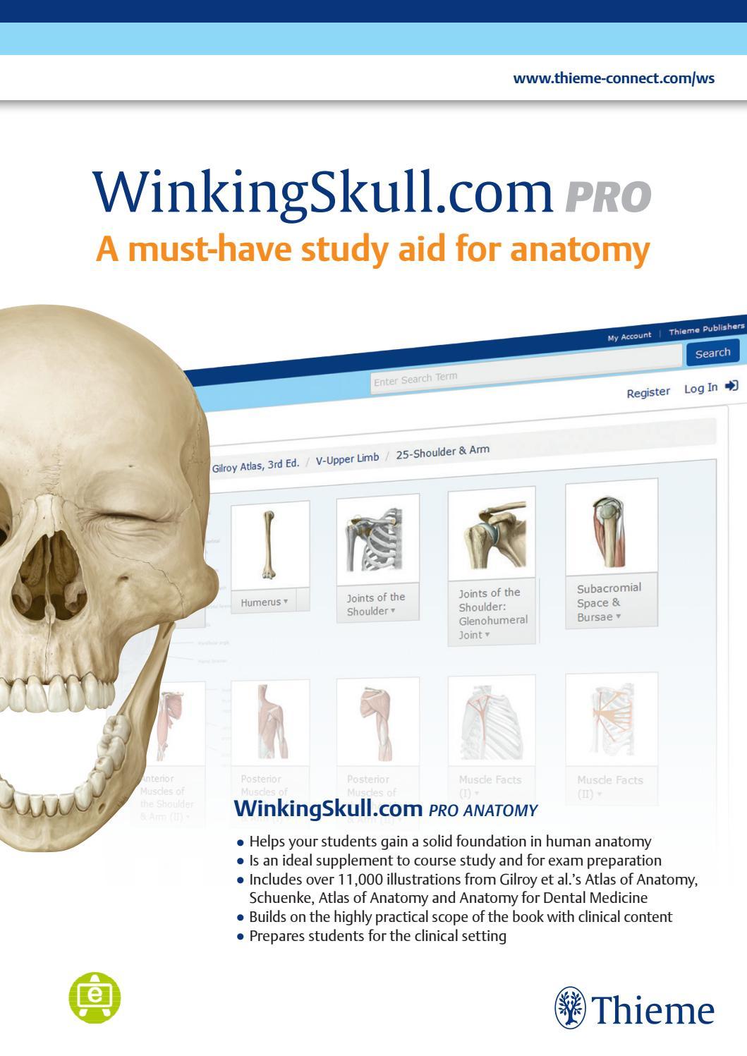 WinkingSkull.com Pro by Thieme Publishing Group - issuu