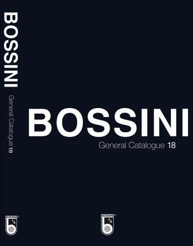Catalogo 18 by Bossini SpA - issuu