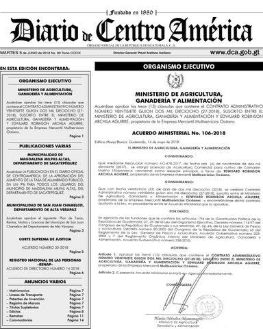 Publicación legal del diario de centro américa del 05 de junio de 2018 3c91fb93a99