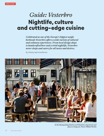 Page 12 of Area Guide: Vesterbro