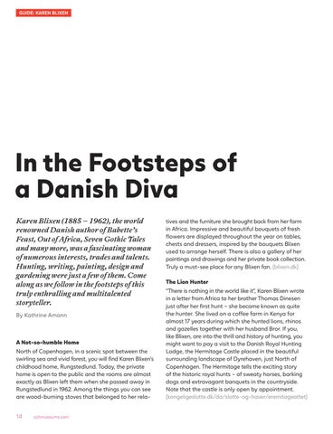 Page 16 of In the Footsteps of a Danish Diva
