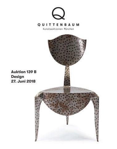 Auction 139 B | Design | Quittenbaum Art Auctions by ...