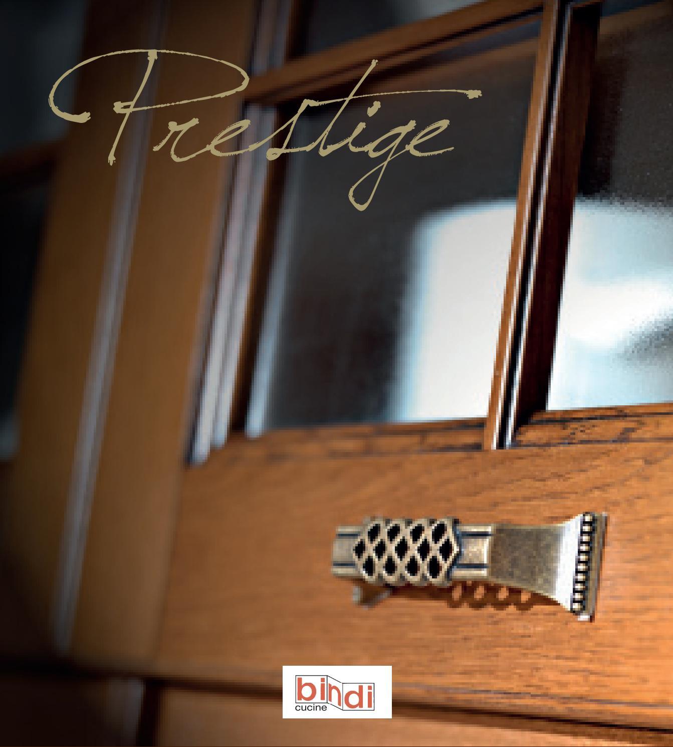 Bindi Cucine Componibili.Bindi Cucine Prestige By Cucine Bindi Issuu
