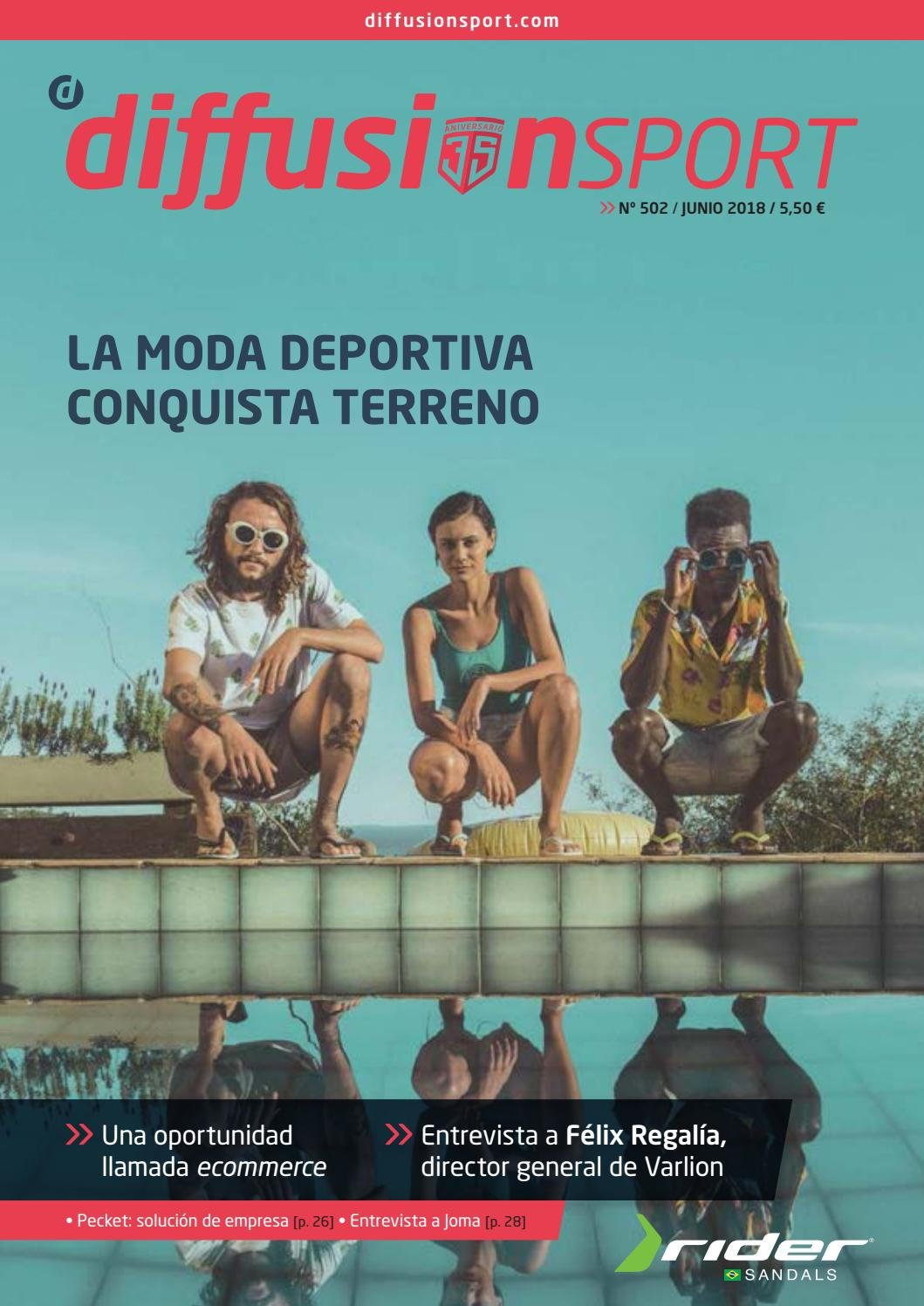 buy online 375e3 5ee7a Diffusion Sport - 502 by Peldaño - issuu