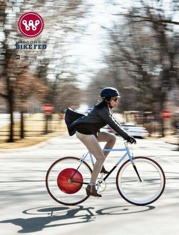 Wisconsin Bike Fed Magazine June dea4ca70e454a
