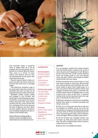 Page 45 of Enchiladas Verdes