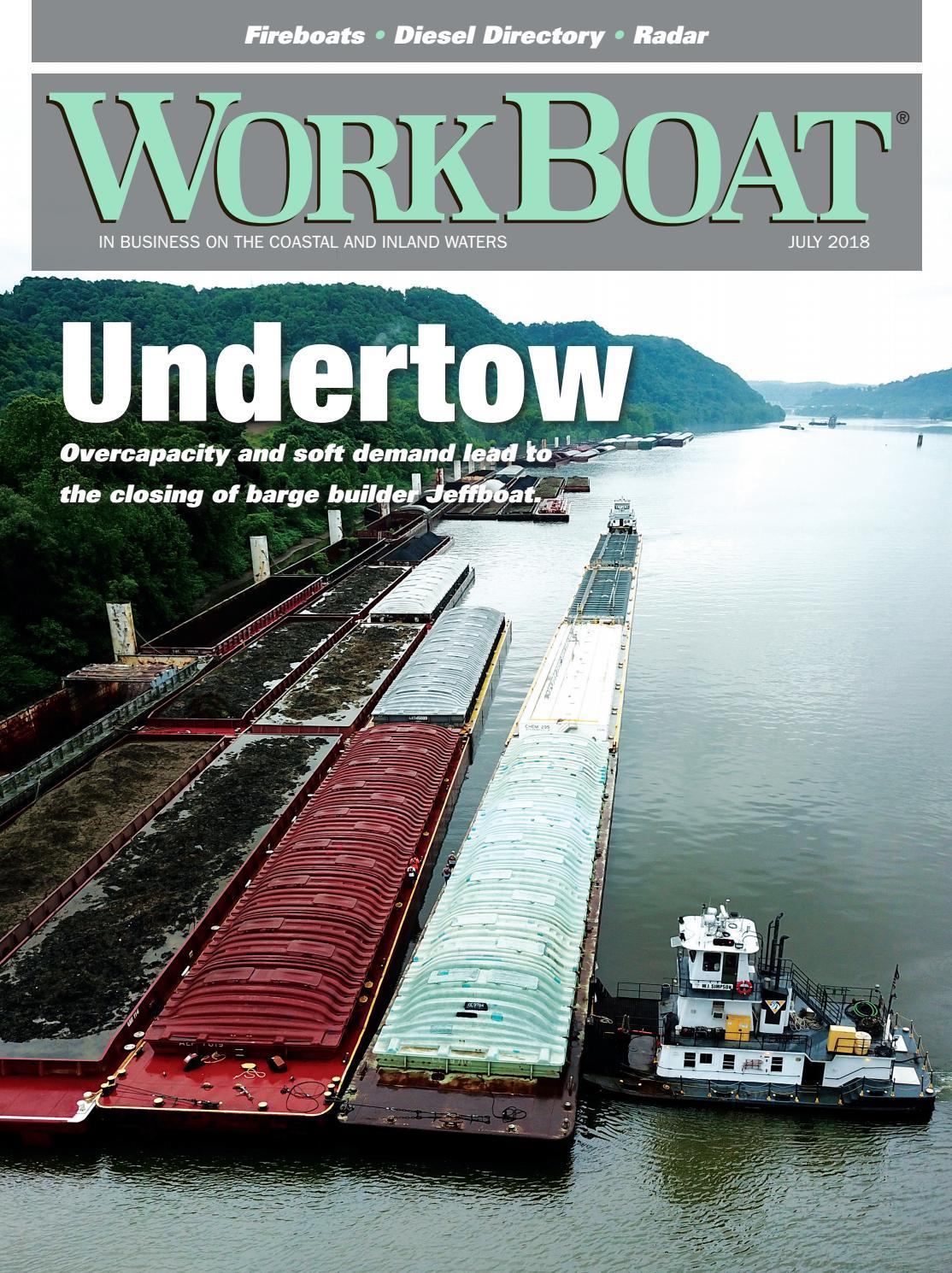 Workboat July 2018 By Magazine Issuu Imo Turbo 32 Gb Biru