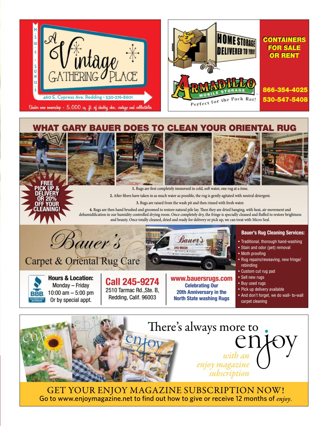 Enjoy Magazine Northern California Living June 2018 By