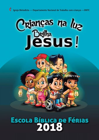 d65f4c29a Caderno da EBF 2018 by Igreja Metodista - issuu