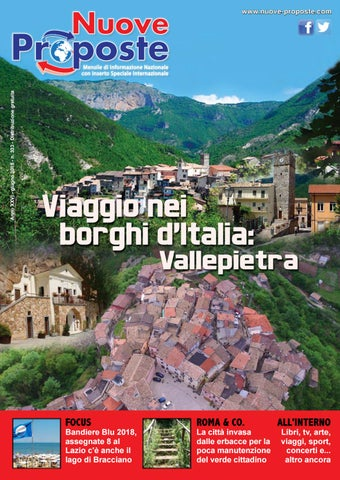 Nuove proposte giugno 2018 by Nuove Proposte issuu