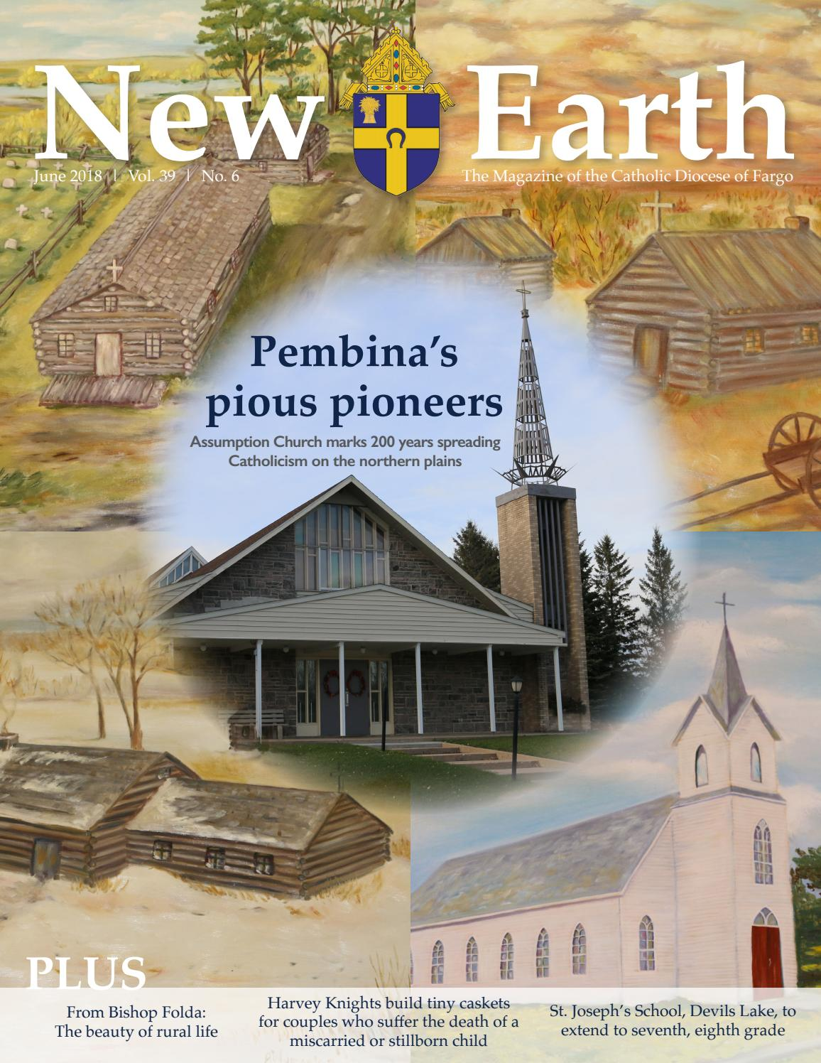 New Earth June 2018 by Fargo Diocese - issuu