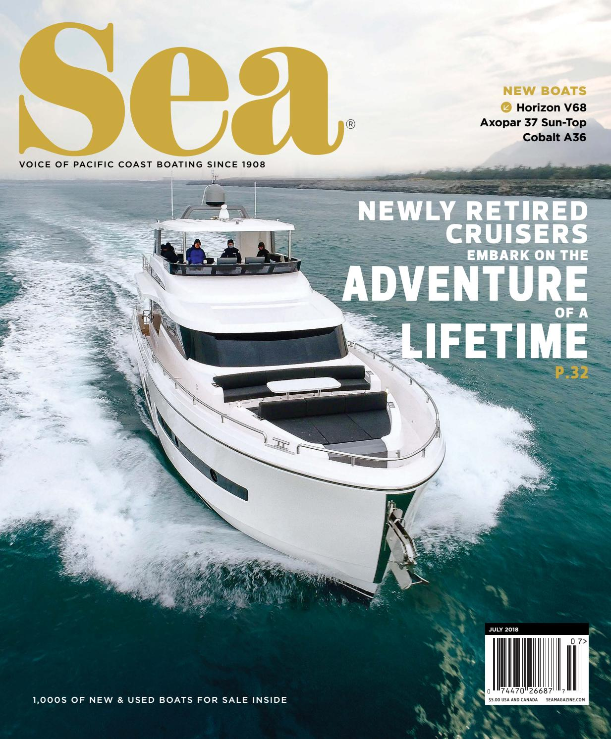 July 2018 – Sea Magazine by Duncan McIntosh Company - issuu