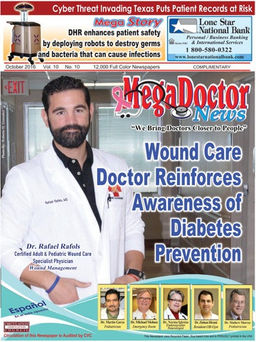 October 2016 By Mega Doctor News Issuu