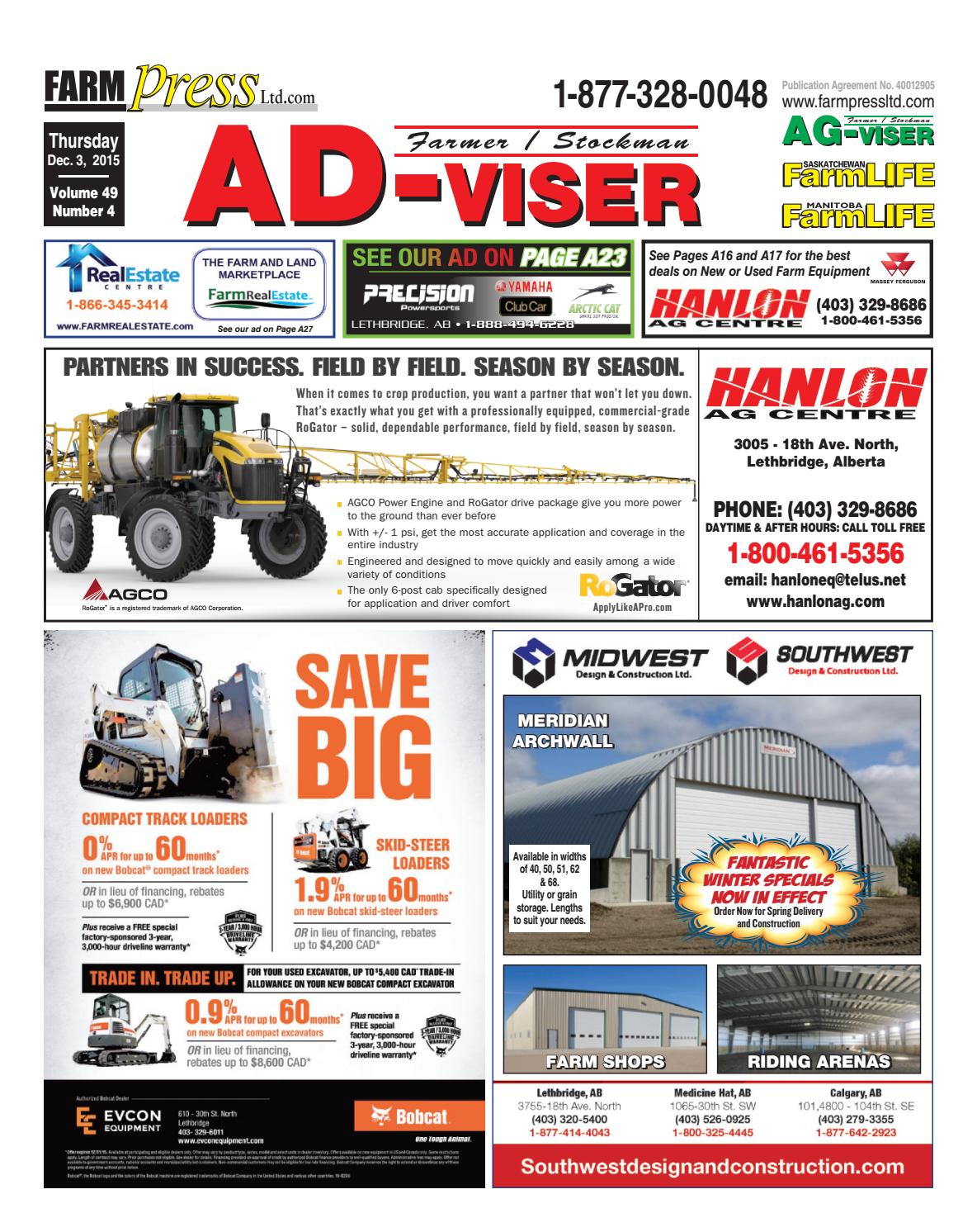 Southern Alberta Advisor December 03 2015 By Black Press Issuu Aluminum Wiring In Homes