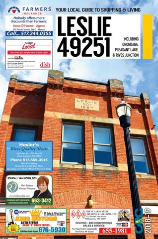 3883559500 Total Local 2018-19 Brooklyn-Grass Lake MI Community Resource Guide by  Total Local - issuu