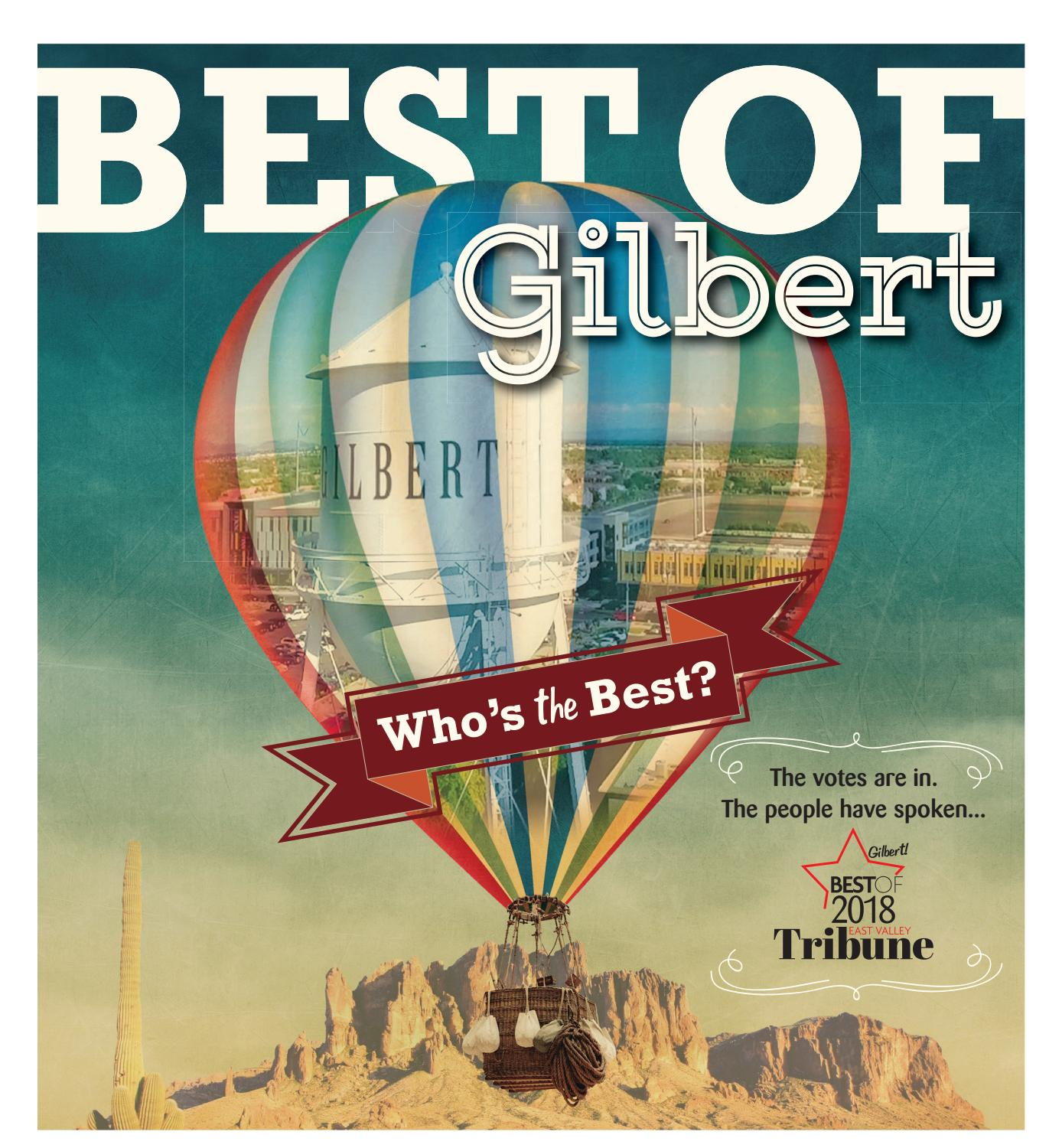 Best of Gilbert- 2018 by Times Media Group - issuu