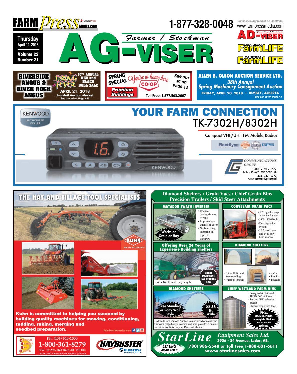 32e37b49e Northern Alberta Agvisor, April 12, 2018 by Black Press Media Group - issuu