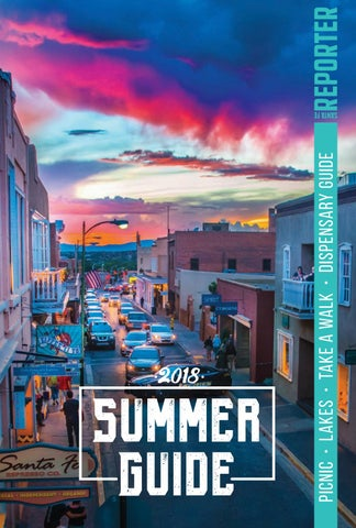 Santa Fe Reporter Summer Guide 2018 By Santa Fe Reporter Issuu