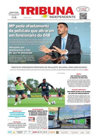 220f10de81 Edição número 3159 - 6 de junho de 2018 by Tribuna Hoje - issuu