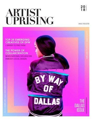 8f5190cad2cb Artist Uprising  Dallas 2018 by Artist Uprising - issuu