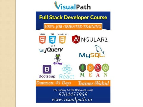 full stack developer tutorial pdf by chandu chinnu - issuu