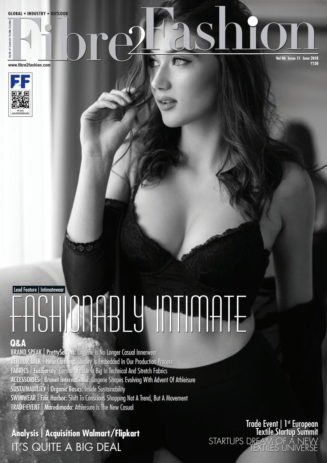 5b533dd230 Fibre2Fashion Magazine June 2018 by Fibre2Fashion - issuu